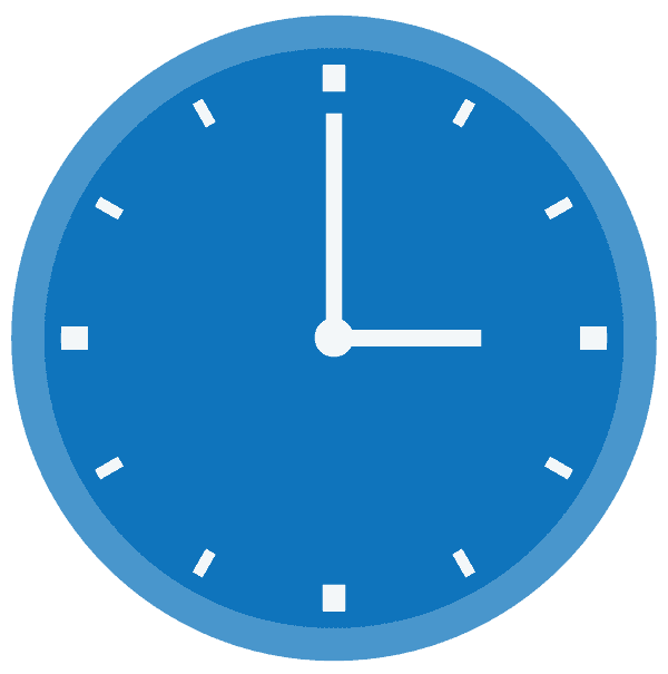 Clock Icon - CloudDev Web Design